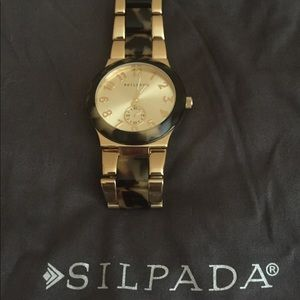 Silpada tortious watch - extra link included